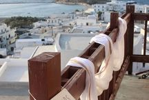 Kallina - Weddings On Naxos Island - Backdrops