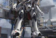 Gundam Mechas