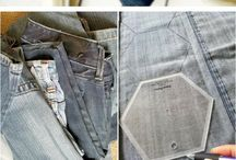 Jeans / denim projects