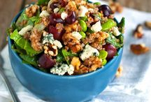 Salads / Light and healthy options