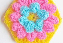 Crochet Crafts / by Wanda Rogers