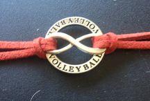 Volleyball/SOFTBALL jewelry / by Chloe Veuleman