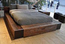 Dřevo v bytě
