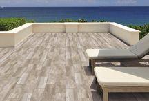 Anti slip terrace tile / Terrazas exterior / anti-slip terrace flooring ideas /ideas para pavimento azulejos de terraza, porches and outdoor areas