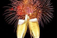 Happy New Year / Oudejaarsavond & Nieuwjaar dat is een feestje waard!