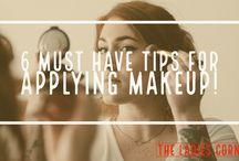 6 Must Have Tips For Applying Makeup
