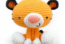 Amigurumi / A collection of the top pins from http://www.amigurumipatterns.net . Only the most liked amigurumi ends up on this exclusive board.