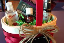 make and take gift baskets ideas