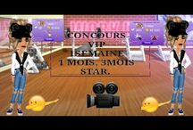 Concours vip MSP ♥♥