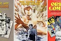 Comic Art Books