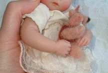 Cute mini baby's and dolls