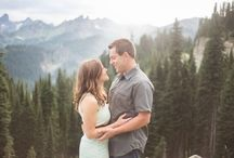 Outdoors Engagement shoot Inspiration