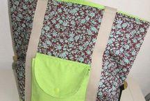 Taschen für Dich / All die Taschen und Täschchen kannst du in meinem Shop http://de.dawanda.com/shop/Karin-Klein1 erwerben