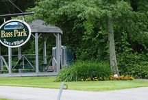 Parks in Wilton, Maine / Bass Park and Kineowatha park on the shore of Wilson Lake in Wilton, Maine / by Wilson Lake Inn
