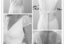Brautkleidänderung