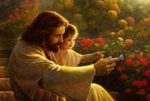 Love is... Jesus.