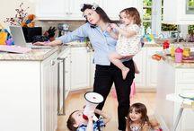 Výchova dětí a rodina / Zajímavé a poučné články k zamyšlení pro všechny rodiče.