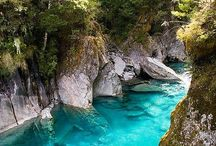 New Zealand / Travel inspiration for your next holiday to New Zealand - from Freedom New Zealand