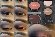 Beauty - Get the Look! / All products listed in each look can be purchased at http://motives.marketamerica.com/fosterfactor / by Kelli Foster