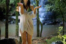 RAIN / The rain is my kind of love.