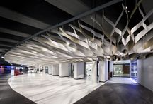 Ceilings / by The Fashion  Co The Fashion Co