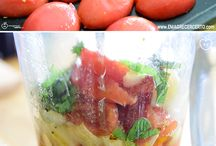 molho de tomate natural