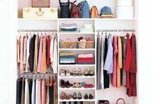 Organización ropa