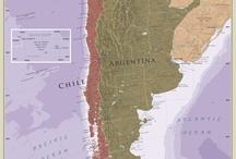 Argentina / Futbol, tango, lugares, país, cosas de mi cultura.