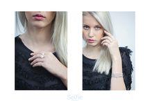 How we see ourSelfie AW14/15 / Delikatne i zdecydowana. Wizja kobiecości według Selfie Jewellery. Sesja z naszą kolekcją AW2014/15.