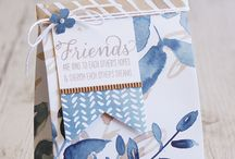 Stampin Up - Garden in Bloom