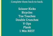 Fitness Motivation / by Misti Bratcher