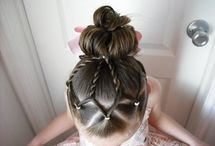 Dance Hair Ideas