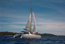 Roatan Catamaran