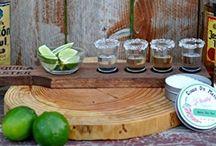 Tequila Taster Set