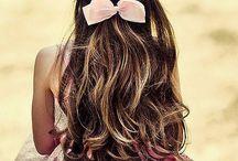 her hair is full of secrets