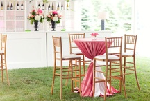 Weddings / Cocktail Hour & Lounges / Inspiration for cocktail hours and lounges!