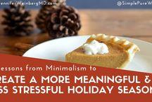 Minimalism & Simple Living