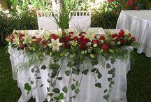 mesas principales