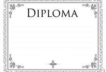 Diplomas a imprimir