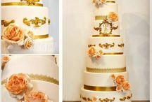 Ideas Pasteles de Boda / Todas las ideas más espectaculares en pasteles de boda! Date ideas y haz tu sueño en tarta!