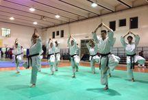 karate/yoga / Fit together like a hand & a glove. Love! / by Alicia Gauld