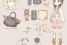Kawaii Picture >.<