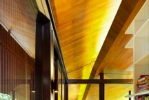 Triangulated ceilings