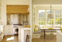 Home - Dream Kitchens / by Lena Ward