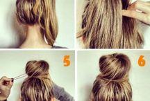 Hairdo's for Heidi