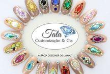 jóias de unhas