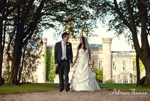 Castle Weddings / Image of wedding ceremonies and receptions held in a Castle.