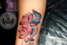 joy tattoo