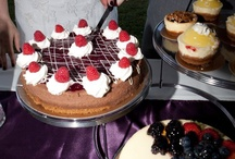 WEDDINGS - Buffets, Bars and Spreads / by Miranda Fleming