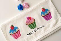 Пироженки-мороженки-капкейки...сладкое вдохновение / #сладости #кексы #капкейки